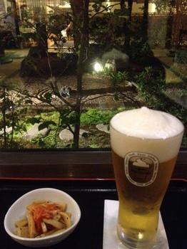 さやの湯処(前野原温泉)ビール.JPG